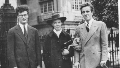 Robert Lowell, Jean Stafford, and Peter Taylor